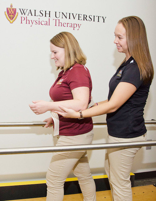 The Herbert W. Hoover Chair in Physical Therapy at Walsh University