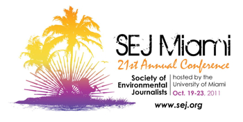 Sponsor Partner with University of Miami to Support Society for Environmental Journalists Conference