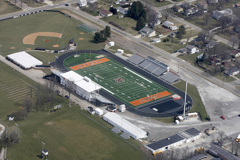 Renovation of North Canton Memorial Stadium